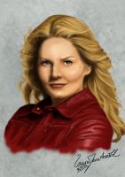 Emma Swan from Once Upon a Time by LauraJaneArnold