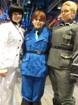 Axis Ohayocon 2011 by CrimzonEchidna