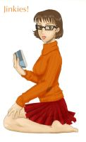 Velma Dace Dinkley by solid-ghost