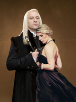 Lucius and Narcissa by Iskierka-12