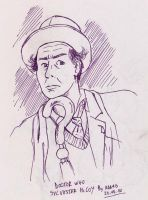 Seventh Doctor by adamis