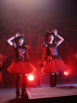 BABYMETAL 51 by iancinerate
