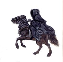 Nazgul by Lcutter