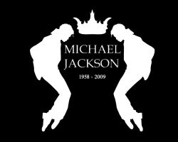 Michael Jackson Black or White by krkdesigns