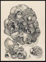 zygote by larkin-art