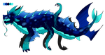 Under The Sea Palette Hatchling by Alises-Adopts