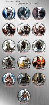 Assassins Creed Pack by XeoDon