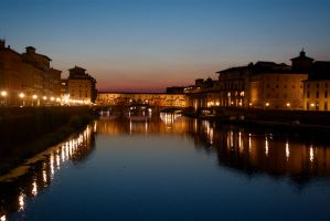 a night in Florence by Sofery