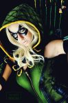 Injustice Green Arrow by Its-Raining-Neon