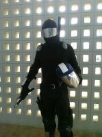 Snake eyes cosplay by Shippuden23