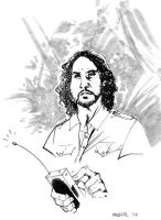 Lost Sayid by TXcrew