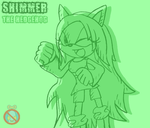 CM: Shimmer Sonic Channel Style by shadowhatesomochao
