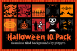 Halloween Tile Pack by pvtpyro