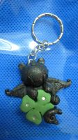 Toothless Keychain by mna1996