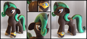 Lightstruck Plush by EquestriaPlush