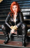 Black Widow Print by CosplayDeviants