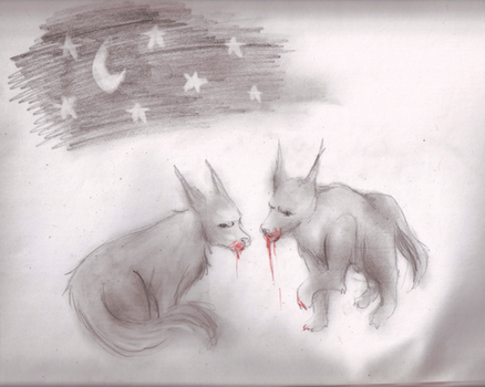 We are Wolves by beautifuldreamers