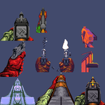fps sprites by josegoncalo