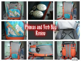 Phineas and Ferb Bag review by LunarStarwhisper