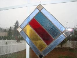Stained Glass 2 by SolarLunix