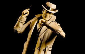Calling Dick Tracy! by Batced