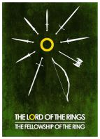Fellowship Green Poster by Eligius57