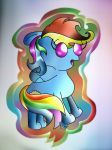 Rainbow Dash by FanChaosLevel3