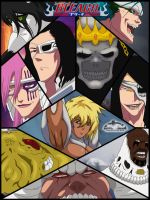 The All Ten Espada by kurotsuchi-666