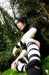 Uchiha Sasuke - Break by Dark-Uke