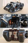 Landraider V.2 by Kasuki-Seal