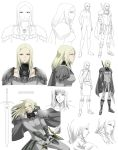 Claymore - The Silent Chloey design (commission) by Precia-T