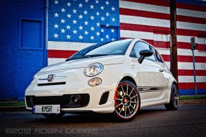 Abarth For President 2012! by duronboy