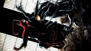 The Superior Spider-Man Vs. The Spider Slayer by ProfessorAdagio