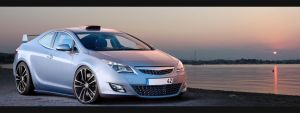 Opel Astra Coupe concept by grote-design