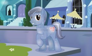 Crystal Clutterstep by MLP-Silver-Quill