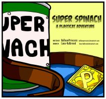 Super Spinach - Cover by BalloonPrincess