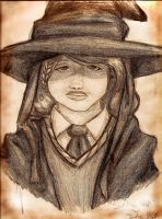 the sorting hat by IronicChoice