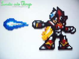 Commission: Zero Hama big sprite by NyanRuki