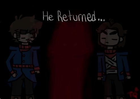 He Returned Gif by QueenTwisted