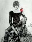 Light Yagami by johs19