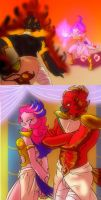 How things change part 3 and 4 by Noe-Izumi by Cosmic-Phoenyx