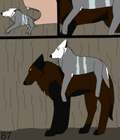wolf tracks page 87 by alicesapphriehail