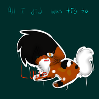 All MapleShade Wanted To Do Was Love :SPEEDPAINT: by AussieSpots