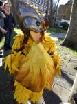 Odin The Chocobo 6 by ggeudraco
