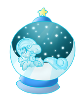 Snowglobe by LoreHoshiko