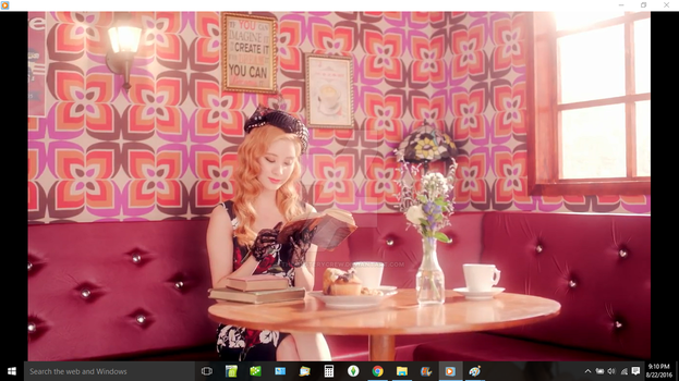 SNSD's Seohyun in Lion Heart Screenshot by ThEmYsTERYcReW