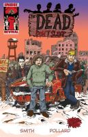 The Dead Don't Sleep - color by PeterPalmiotti