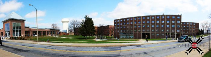 Shippensburg University by Theus1989
