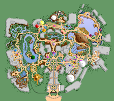 Disneyland X.1 by mrzahta