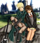 Draco and Mione by IcyPanther1